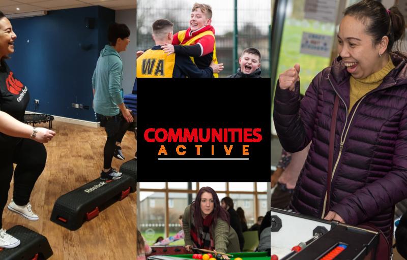 Comunitites Active banner