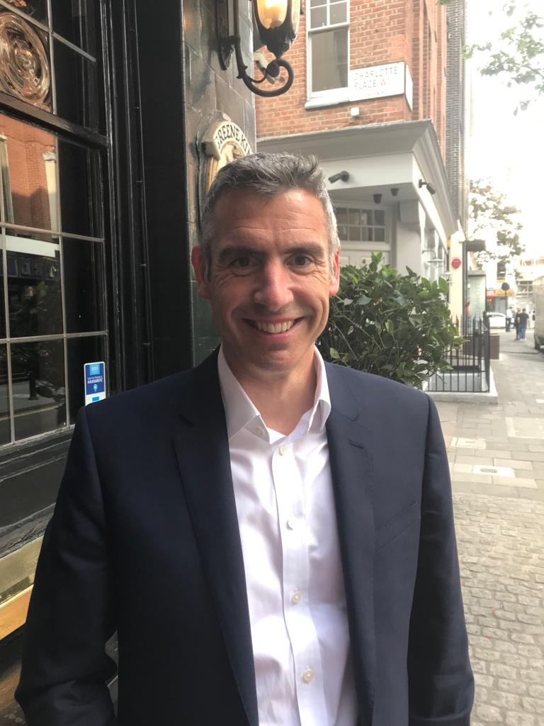 Shaun O'Brien, CRT Property Investments